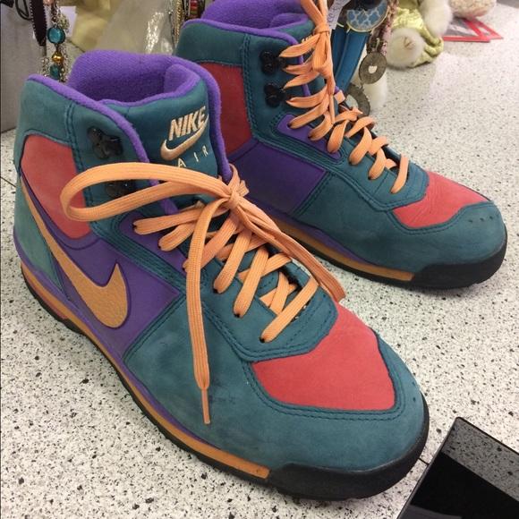 Vintage Nike Air Baltoro Boots   Poshmark